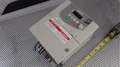 Toshiba VFS9-4007PL-AN 1HP Transistor Invertor - Excellent Used Condition