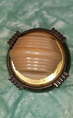 Vintage / Antique 1900's *3 Position* Bakelite Rotary Switch