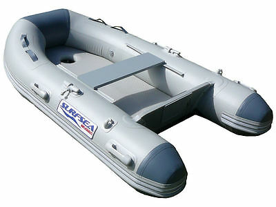 SURFSEA 2.3m Inflatable Boat with Air Floor - ideal for use as a tender
