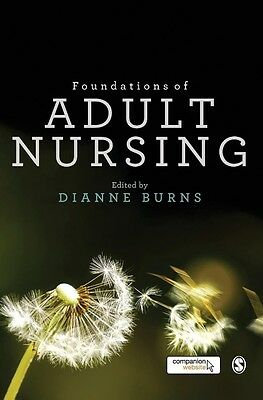 Foundations of Adult Nursing by Dianne Burns Hardcover Book (English)