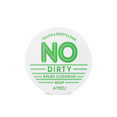 [A'PIEU] No Dirty Brush Cleansing Soap 47g