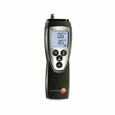 testo 512 Differential pressure meter for 0-200 hPa 0560 5128