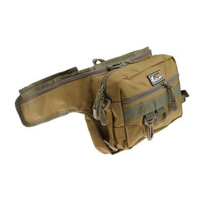 Fishing Rod Bag / Rod Cover / Rod Pouch / Tackle Accessories Carryall - Sand