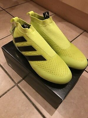 adidas ace 16 pure control football boots Size 10