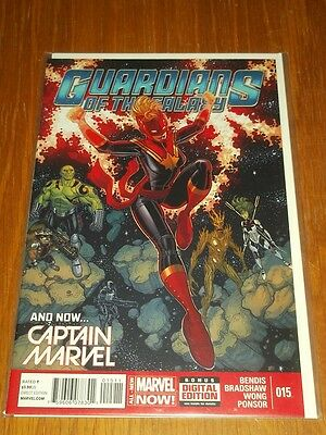 Guardians Of The Galaxy #15 Marvel Comics July 2014 Nm (9.4)