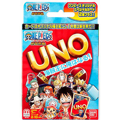 Card Game UNO OnePiece Japan