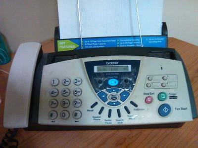 Brother Carbon Fax Machine