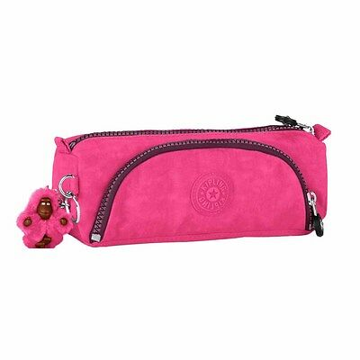 Kipling Cute One Size Pink Berry C Estuches