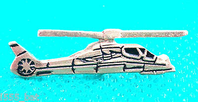 New 2016 Boeing Sikorsky RAH-66 Comanche Stealth Aircraft Helicopter Metal Badge