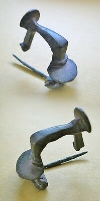 A Large Roman Bronze Knee Brooch, 150-200 AD