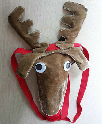 New Funny Sexy Christmas Men's Reindeer Thongs Underwear Pants Stocking Filler