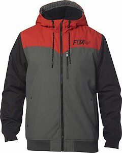 Fox Racing Cylinder 2016 Mens Jacket Graphite