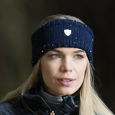 Equetech Frost Knit Headband One Size in 3 Colours **SALE PRICE WERE £10.95**