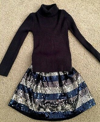 Girls John Lewis Skirt And Top Age 8