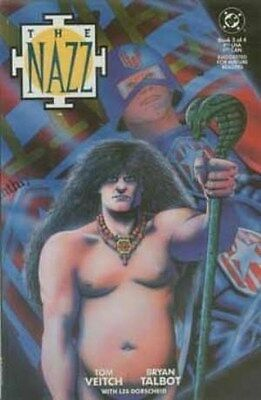 "Comic DC ""The Nazz #3"" 1990 NM"