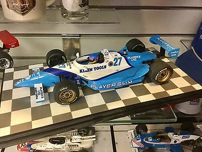 Indy 500 1995 JACQUES VILLENEUVE 1/18 Winner FULL PLAYERS LIVERY Minichamps 1/18