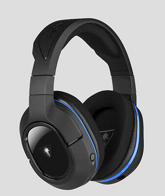 Turtle Beach EarForce Stealth 400 Senza Fili Headset Gaming Cuffie PS4 PS3