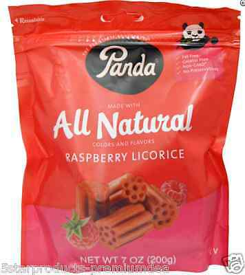 New Panda Licorice Soft All Natural Ingredients Fat Gelatin Free Daily Healthy
