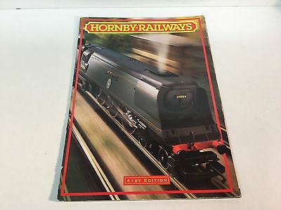 Hornby Model Railways Catalogue - Forty-First 41st Edition 1995