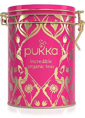 Bio Herbal tea selection In The Jewelry box, 60 G by Pukka Herbs