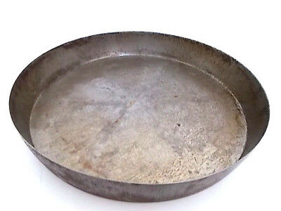 "DEEP DISH SEASONED  PERSONAL SIZE PIZZA PANS 14"" x 2"""