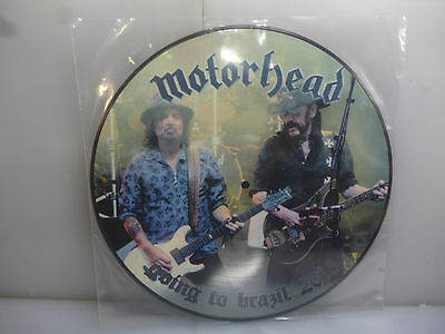 Motorhead-Going To Brazil 2015. Argentina 2015.-Picture Vinyl Lp-New.sealed