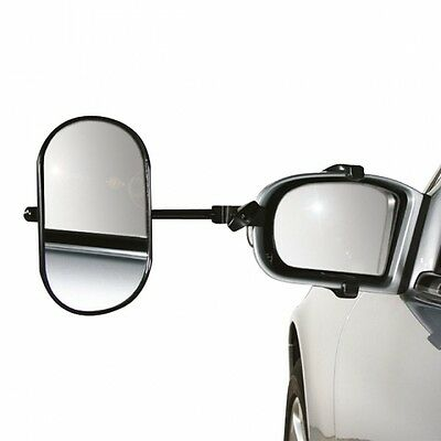 EMUK Caravan Towing Mirror for VW Volkswagen Transporter T5, T6 & Amarok