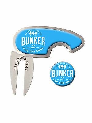 Bunker Mentality Mens Good For The Soul Pitchmaster RRP £10.00