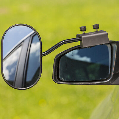 EMUK Caravan Universal Towing Mirror for almost all types of wing mirrors