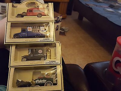 Huge lot of 15 Chevron Collectible Cars
