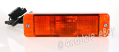 ARB Bullbar Orange, Amber Indicator light, Blinker lamp 135 x 38mm Turn Signal