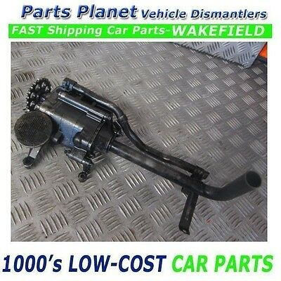 99-05 Grand Cherokee 2.7 Crd Engine Oil Pump Breaking Spares In Shop