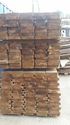 Tanalised Timber New Undamaged 8 x 2 - 5M in length