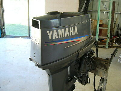 Yamaha 30 H.P. 2 stroke Outboard 2008
