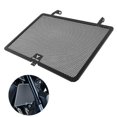 Radiator Guard Grill Oil Cooler Cover for Yamaha FJ-09 FZ-09 MT-09 XSR900 Black