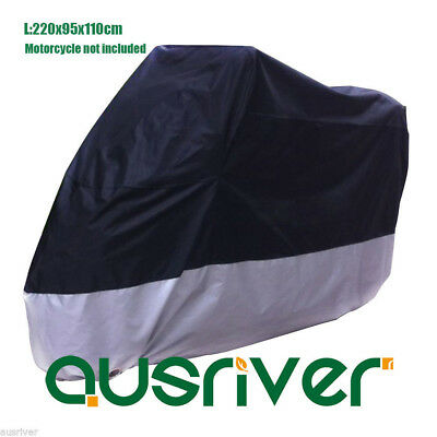 Anti-scratch Thick Oxford Cover Motorcycle Rain Dust UV Ray Protector for Suzuki