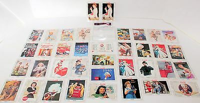 Collectible Coca Cola Trading Cards Series 2 Assortment, Excellent Condition