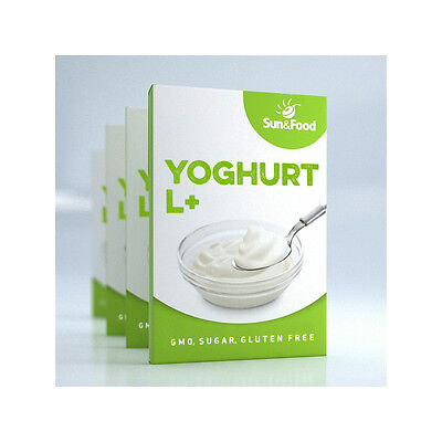 YOGHURT L+ Starter 4 good bacterial strain for weight loss health benefits
