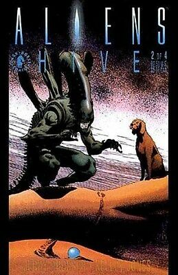 "Comic Dark Horse ""Aliens: Hive'' #2 1992 NM"