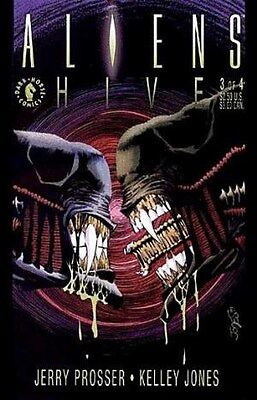 "Comic Dark Horse ""Aliens: Hive'' #3 1992 NM"