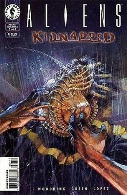 "Comic Dark Horse ""Aliens: Kidnapped'' #1 1997 NM"