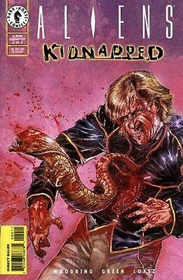 "Comic Dark Horse ""Aliens: Kidnapped'' #2 1997 NM"