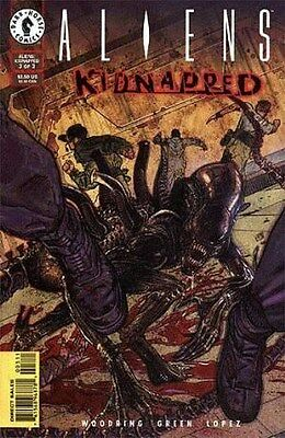 "Comic Dark Horse ""Aliens: Kidnapped'' #3 1998 NM"
