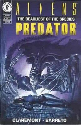 "Comic Dark Horse ""Aliens vs Predator: The Deadliest of the Species'' #5 1994 NM"