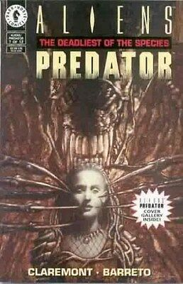 "Comic Dark Horse ""Aliens vs Predator: The Deadliest of the Species'' #7 1994 NM"