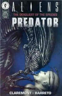 "Comic Dark Horse ""Aliens vs Predator: The Deadliest of the Species'' #8 1994 NM"