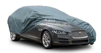 JAGUAR XJ Saloon (10 on) PREMIUM Water Resistant Breathable CAR COVER