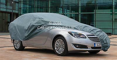 VAUXHALL Astra Hatchback (09-15) PREMIUM Water Resistant Breathable CAR COVER