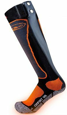 Therm-ic PowerSock Heat Uni beheizbare Socken