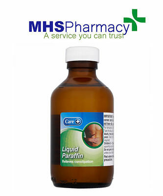 Care Liquid Paraffin 150ml | For temporary relief of constipation